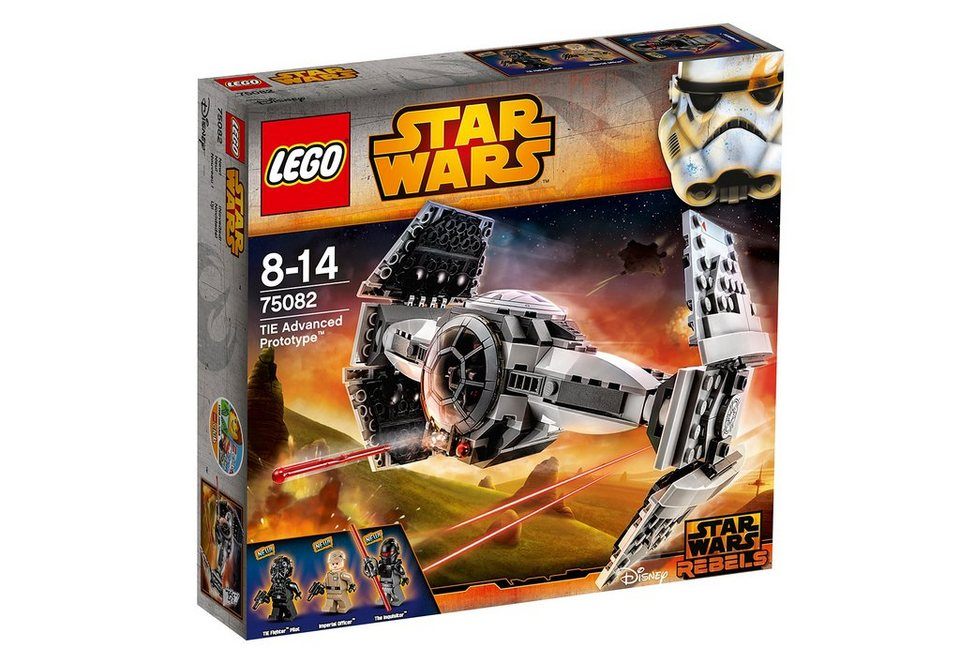 TIE Advanced Prototype™, (75082), »LEGO® Star Wars«, LEGO®