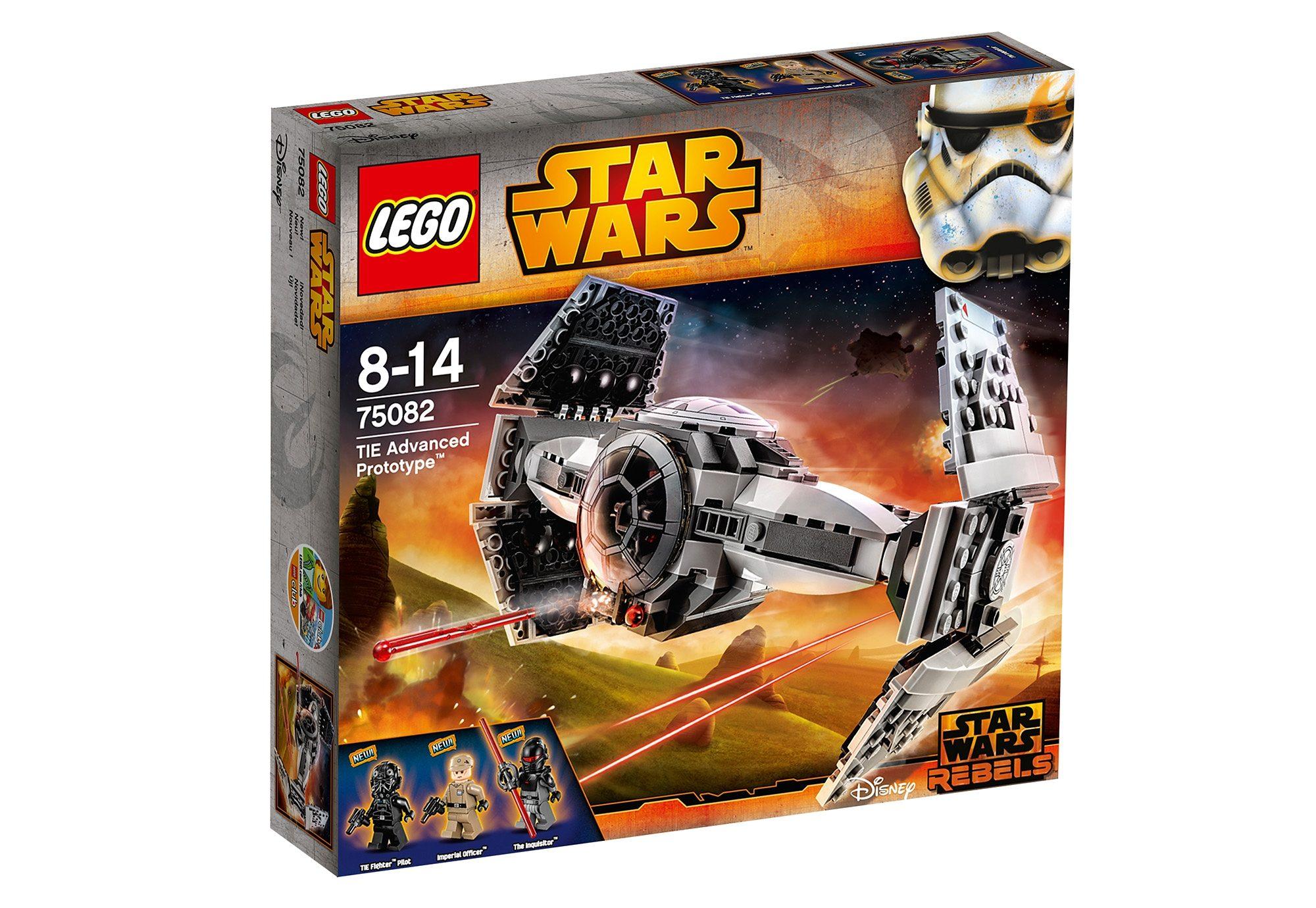 TIE Advanced Prototype™, (75082), »LEGO® Star Wars«, LEGO®