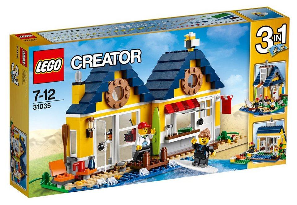 Strandhütte, (31035), »LEGO® Creator«, LEGO®