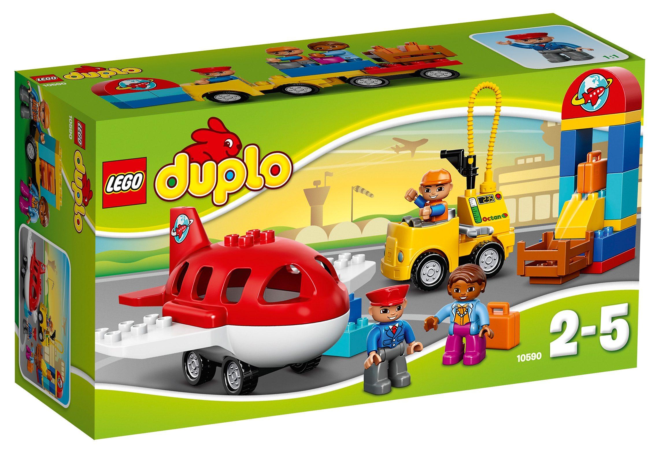 LEGO®, Flughafen (10590), »LEGO® DUPLO®«