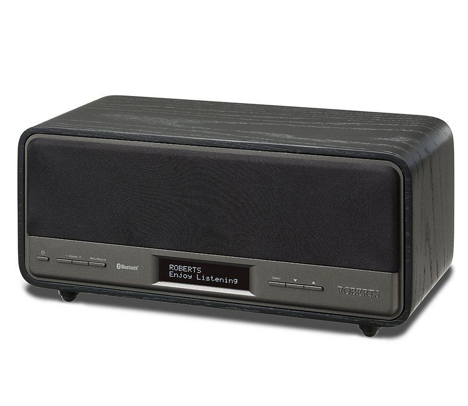 Roberts Radio Bluetooth Radio »BluTune« in schwarz / esche