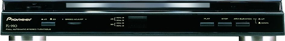Pioneer PL-990 Plattenspieler