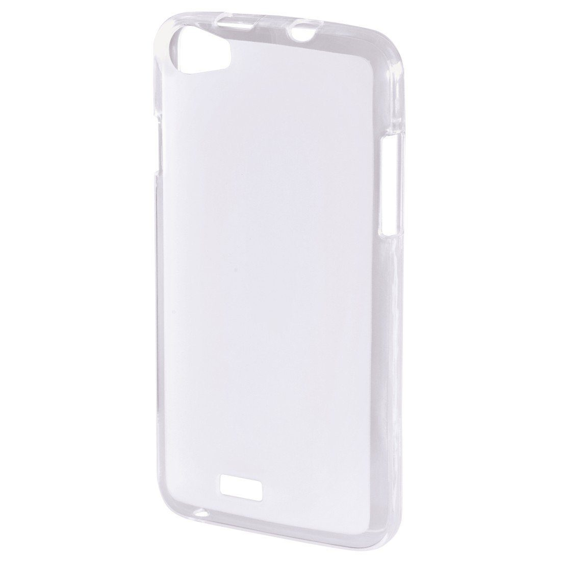 Hama Cover Crystal für Wiko Lenny, Transparent
