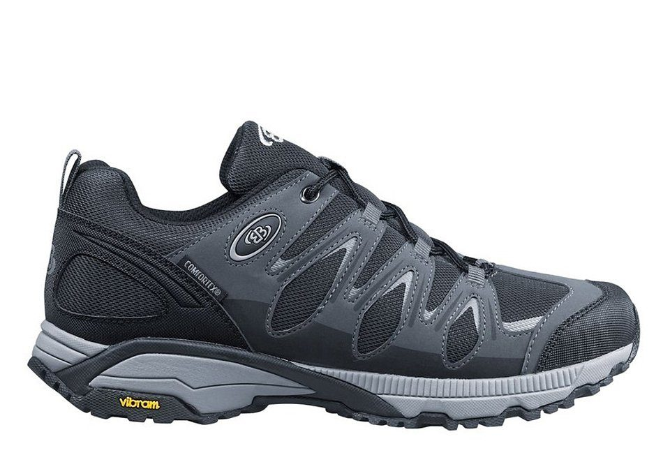 BRÜTTING Outdoorschuhe Expedition Outdoorschuh  schwarz