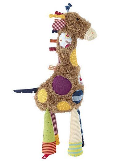 Sigikid Kuscheltier »Patchwork Sweety Giraffe«