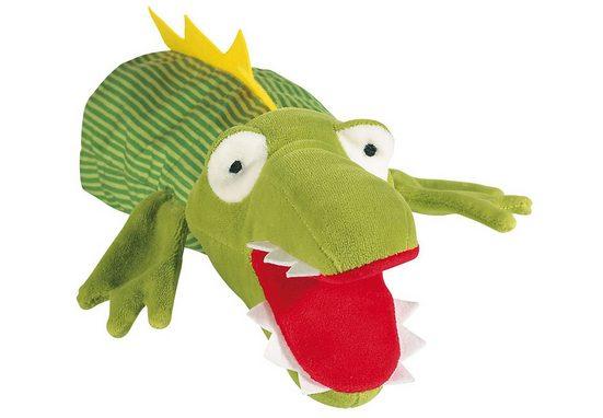 Sigikid Handpuppe »Krokodil« (1-tlg), Made in Europe