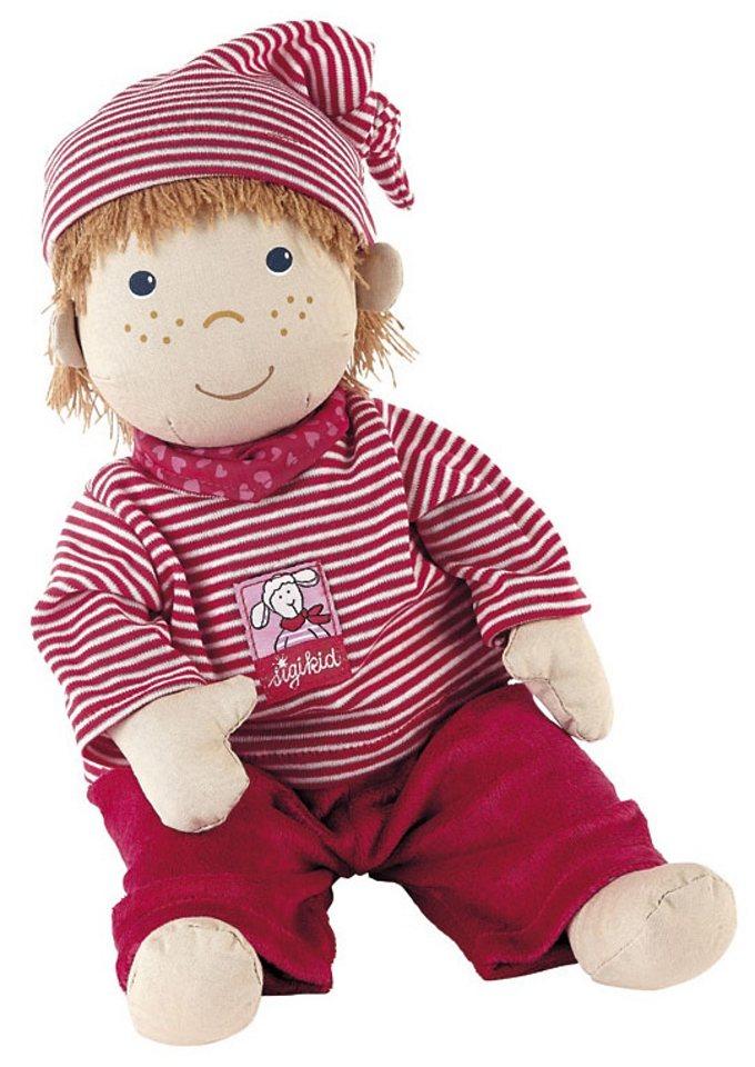 Puppe, »Babypuppe - pink«, sigikid®