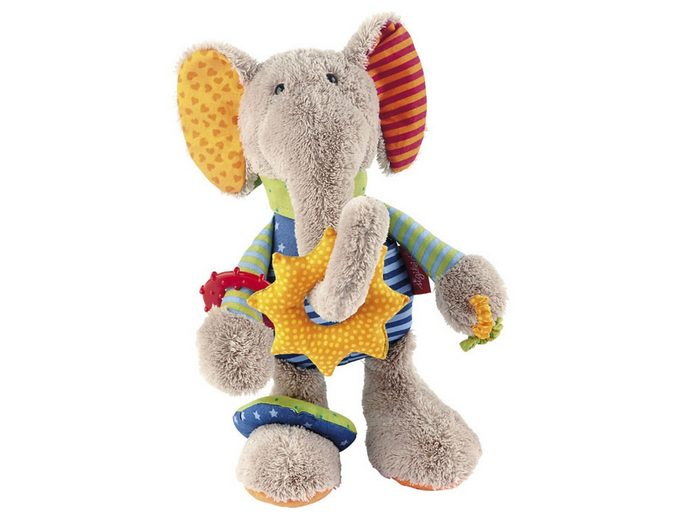Greifling, »Erkennen und Entdecken - Aktiv Elefant«, sigikid®