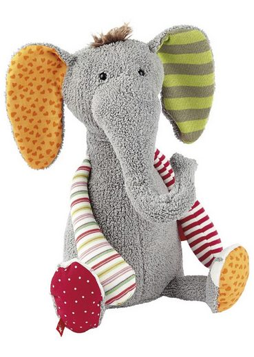 Sigikid Plüschfigur »Sweety - Elefant, 40 cm«