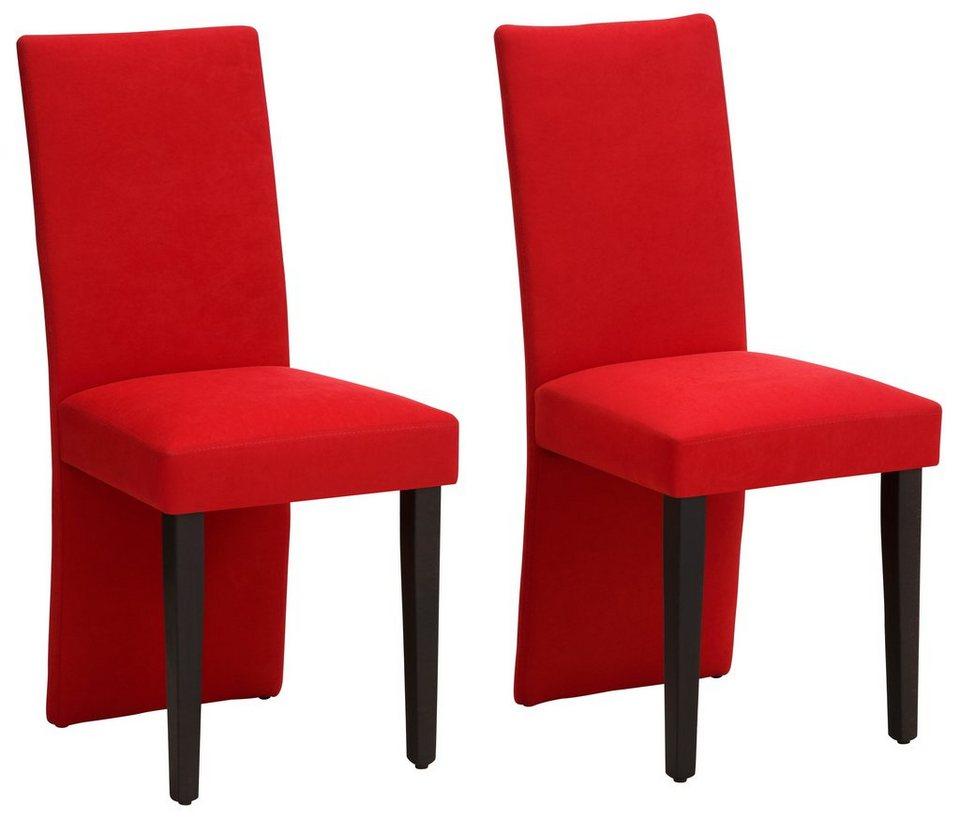 st hle home affaire 2er 4er oder 6er set otto. Black Bedroom Furniture Sets. Home Design Ideas