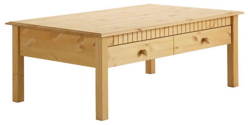 Home affaire Couchtisch, mit großer Schublade, Breite 110 cm