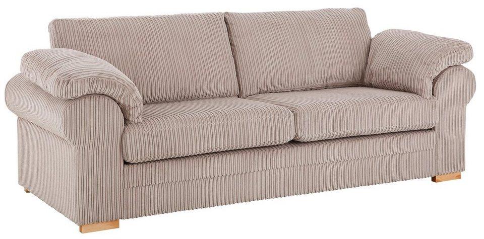 home affaire 3 sitzer lexington online kaufen otto. Black Bedroom Furniture Sets. Home Design Ideas