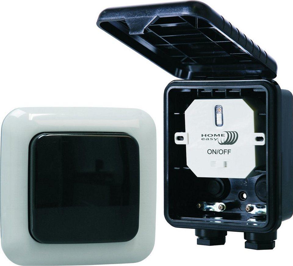 Home Easy Smart Home Energie & Komfort »HE834S« in schwarz