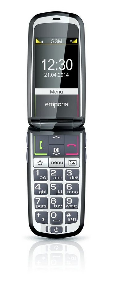 Emporia Handy »GLAM (weiß)« in Weiß