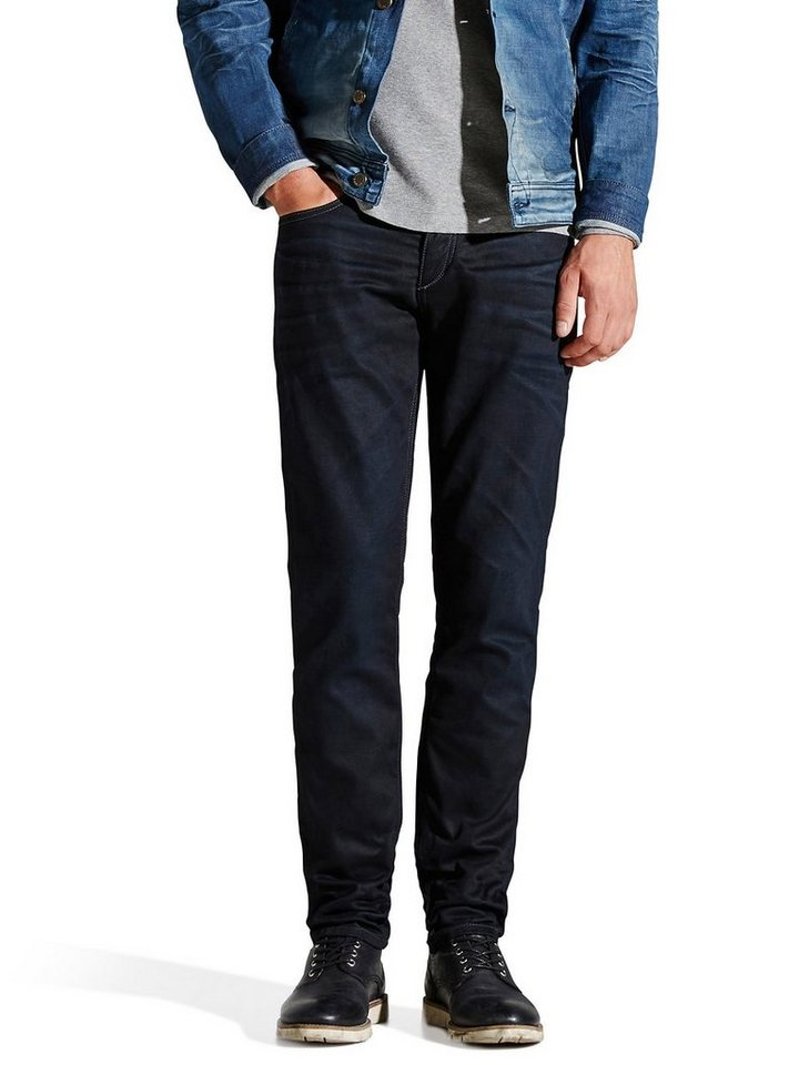 Jack & Jones JJMIKE ORIGINAL JJ 730 LID in Blue Denim