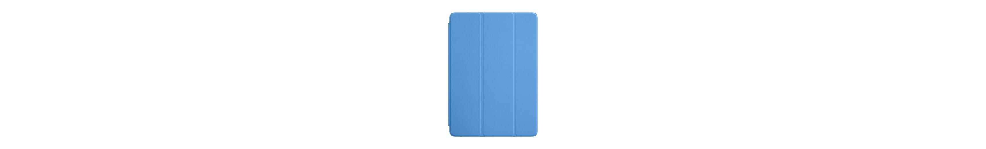 APPLE Schutzhülle »iPad Air 1, 2 Smart Cover Blau (MGTQ2ZM/A)«