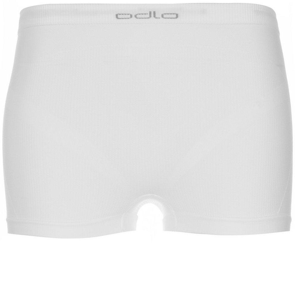ODLO Evolution Warm Funktionsshort Damen in weiß