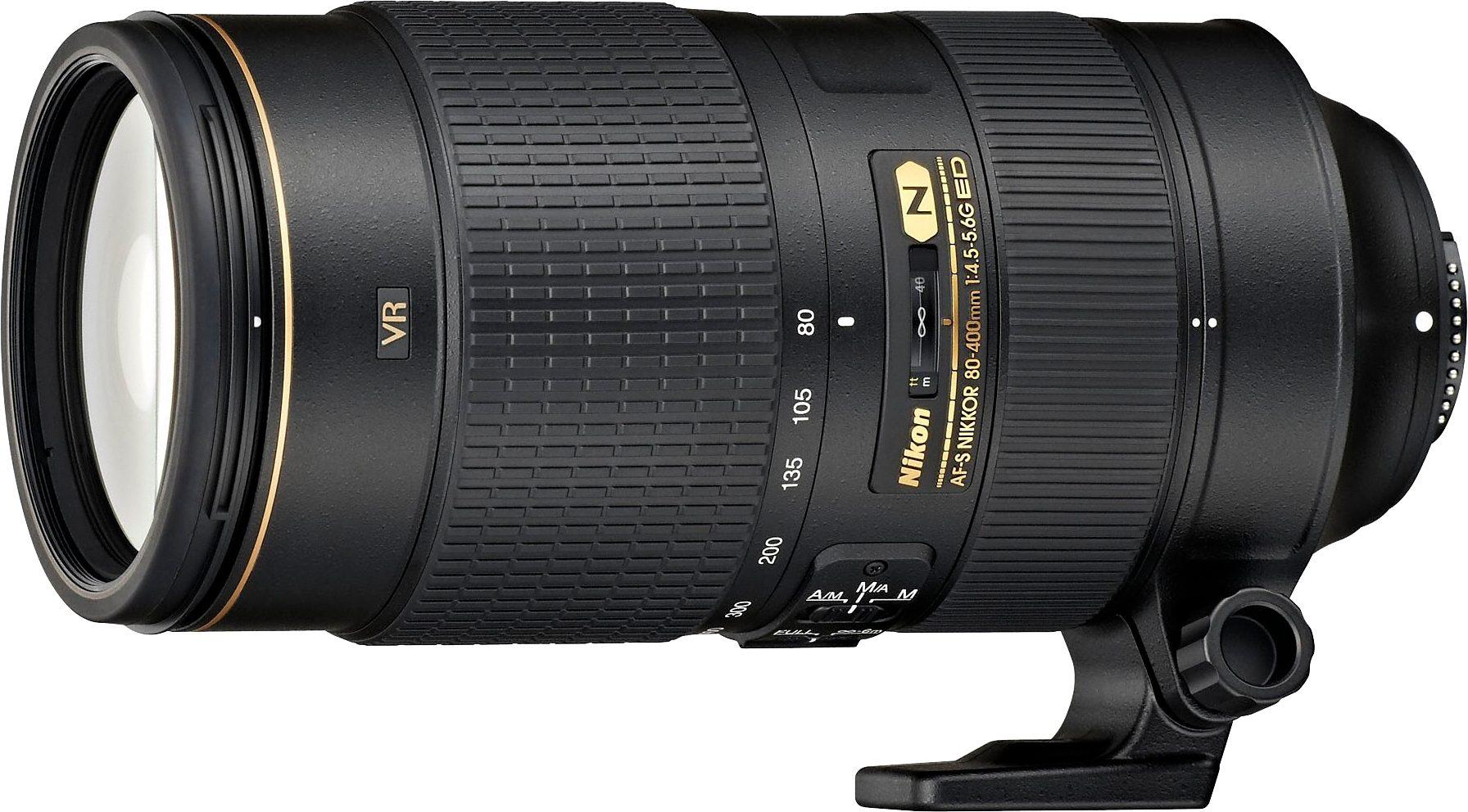 Nikon AF-S NIKKOR 80-400 mm 1:4,5-5,6G ED VR Telezoom Objektiv