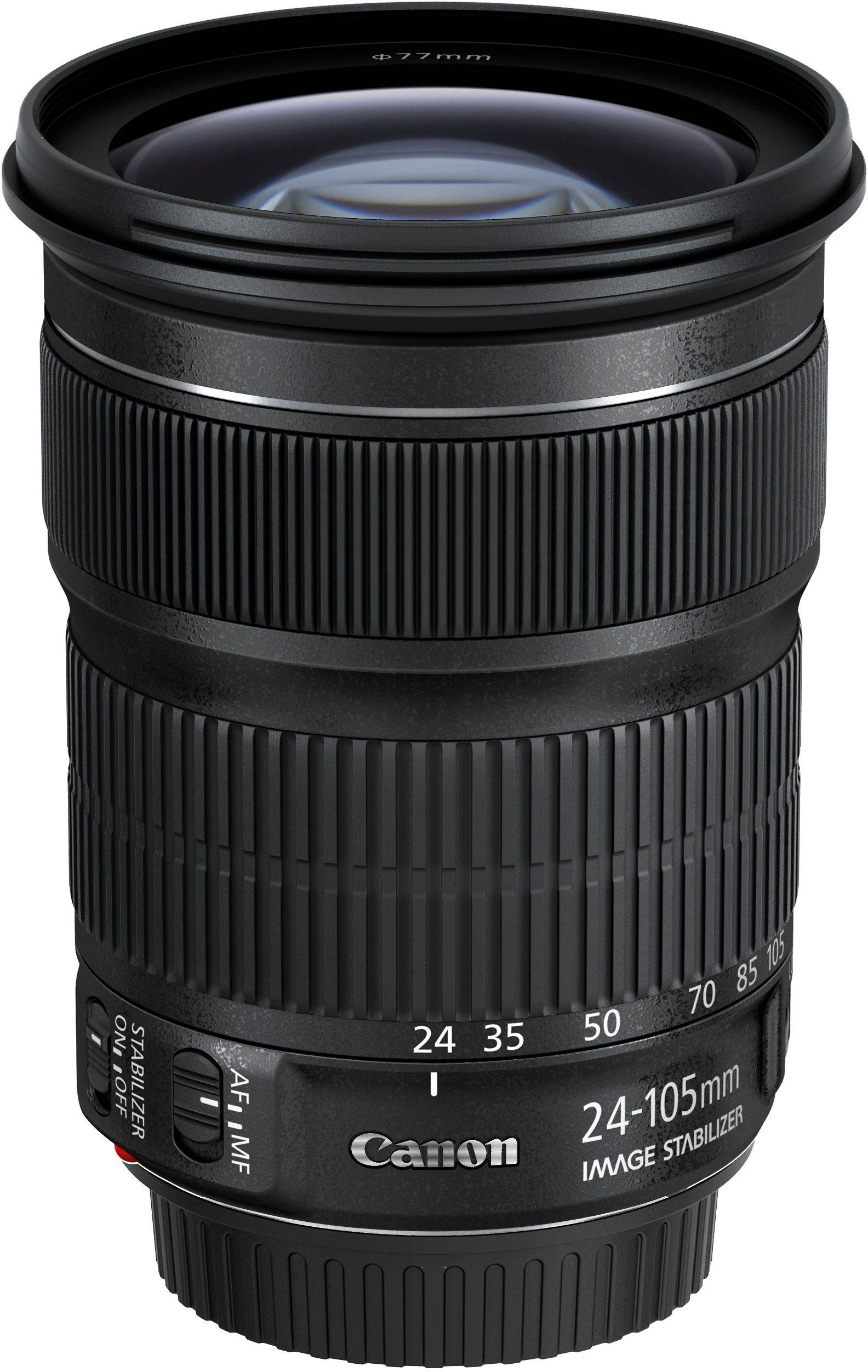 Canon EF 24-105mm 1:3,5-5,6 IS STM Standardzoom Objektiv