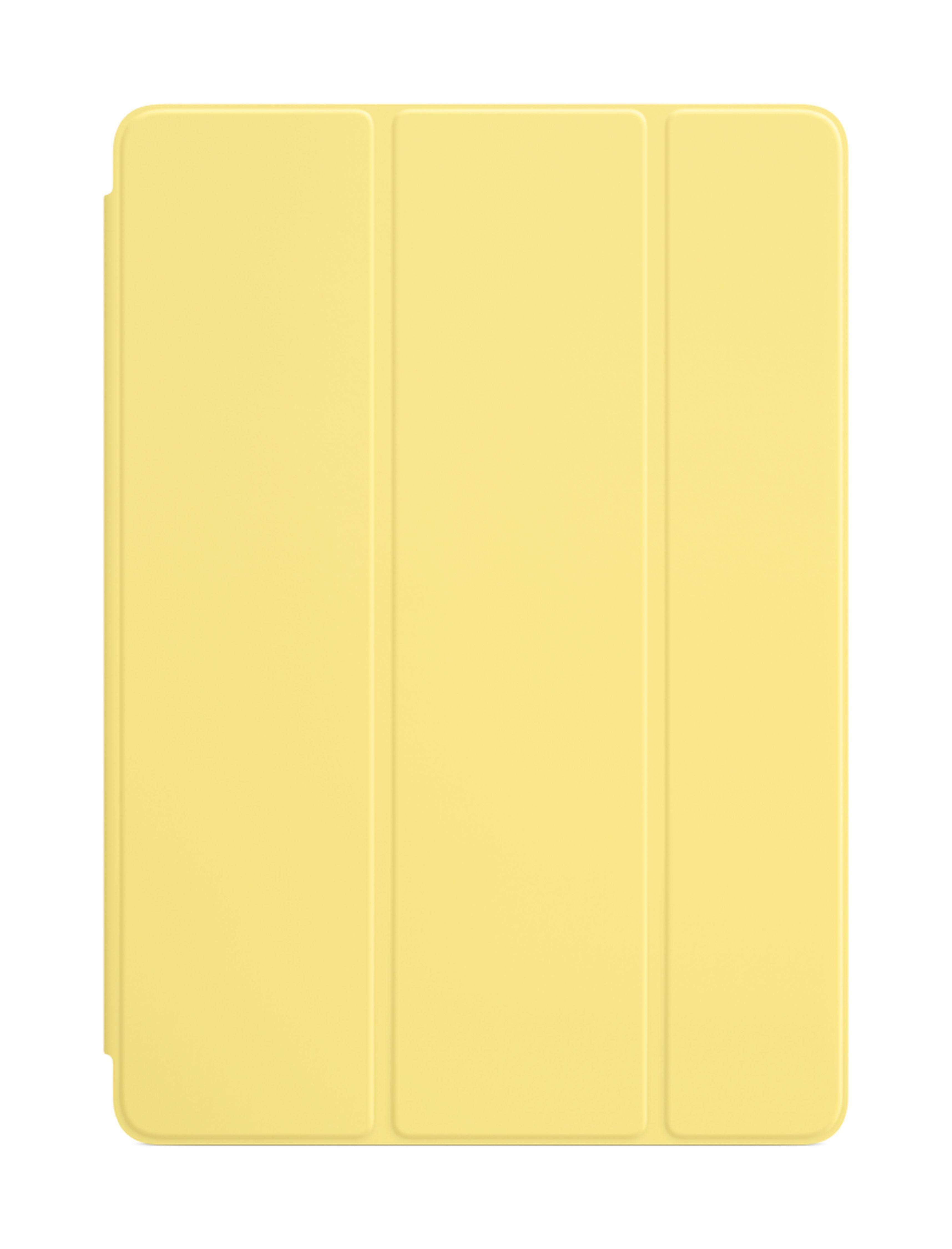 APPLE Schutzhülle »iPad Air 1, 2 Smart Cover Gelb (MGXN2ZM/A)«