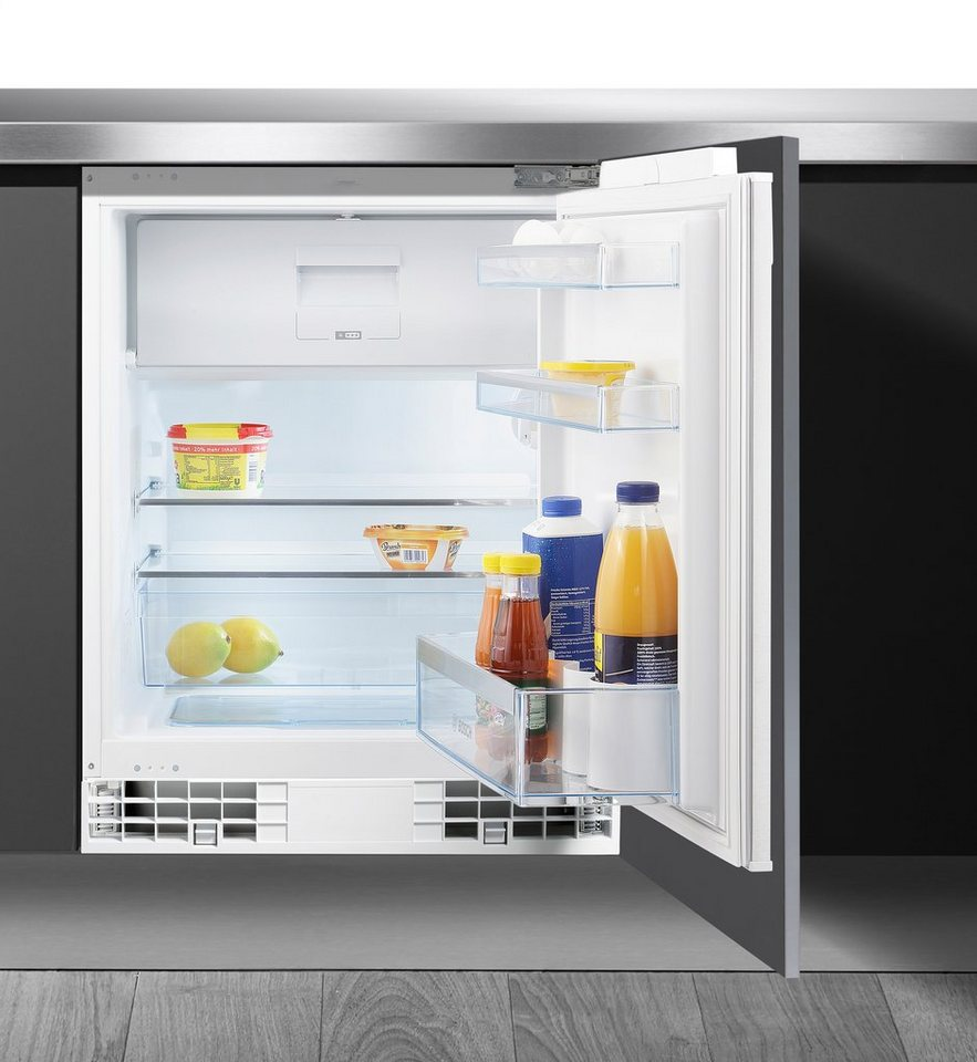Entzuckend BOSCH Einbaukühlschrank KUL15A60, 82,0 Cm Hoch, 59,8 Cm Breit