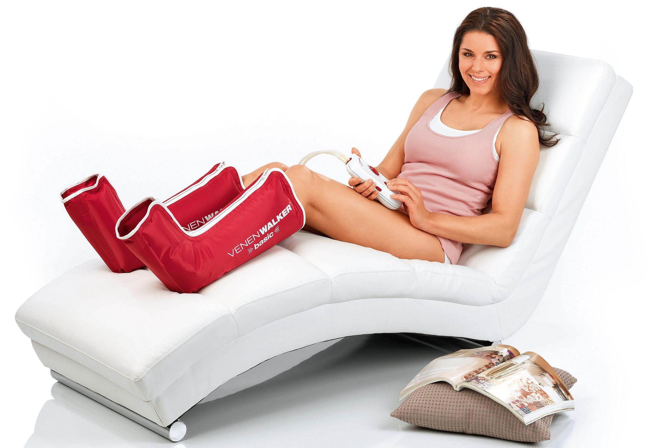 Vitalmaxx Massagegerät Venen Walker Basic 8382