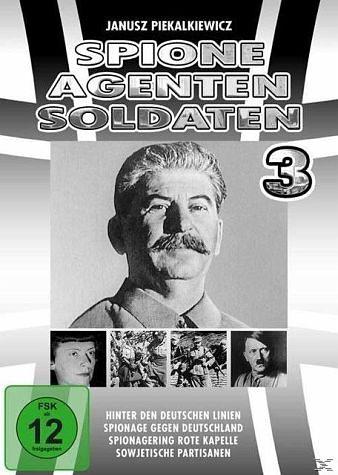 DVD »Spione, Agenten, Soldaten - Box 3 DVD-Box«
