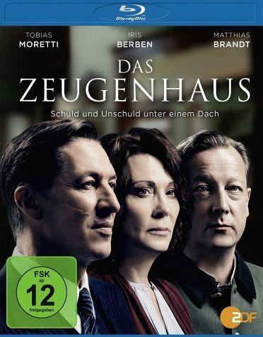 Blu-ray »Das Zeugenhaus«