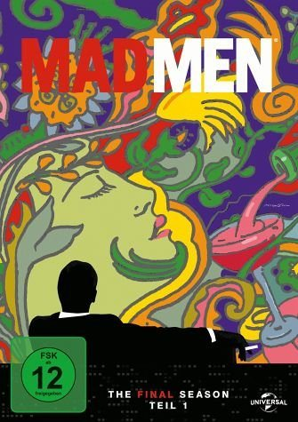 DVD »Mad Men - The Final Season, Teil 1«