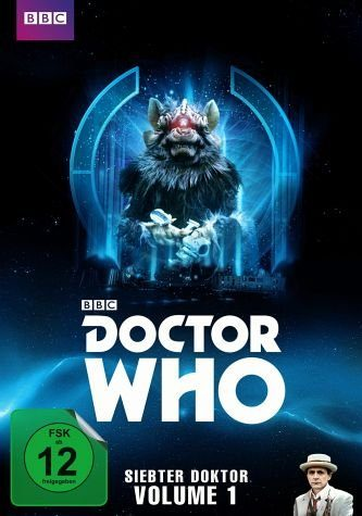 DVD »Doctor Who - Siebter Doktor, Volume 1 (4 Discs)«
