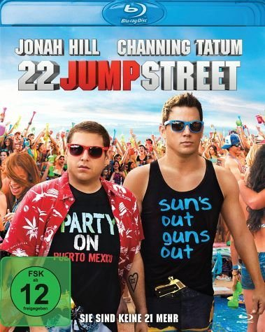 Blu-ray »22 Jump Street«