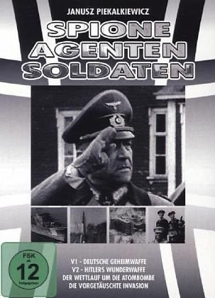 DVD »Spione - Agenten - Soldaten - Box 1. Folge 1-4...«