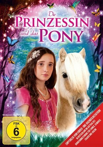 DVD »Die Prinzessin und das Pony«