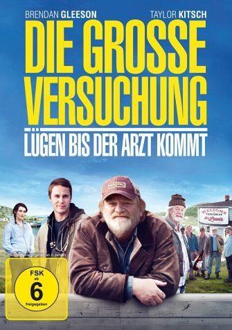 DVD »Die große Versuchung - Lügen bis der Arzt kommt«