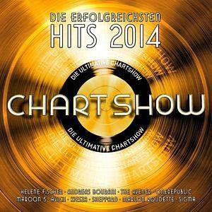 Audio CD »Various: Die Ultimative Chartshow-Hits 2014«