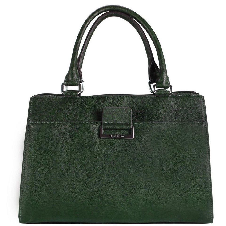Gerry Weber TD Shopper Tasche 35 cm in dark green