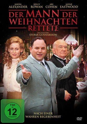 DVD »Der Mann der Weihnachten rettete«