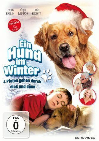 DVD »Ein Hund im Winter«