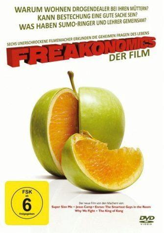 DVD »Freakonomics«