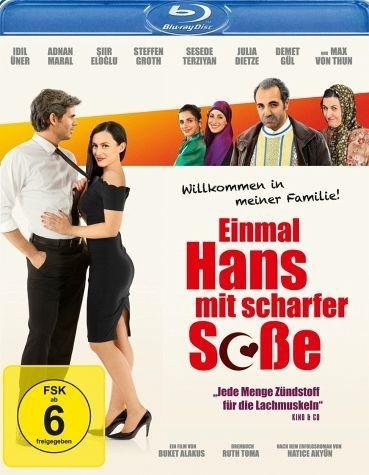 Blu-ray »Einmal Hans mit scharfer Soße«