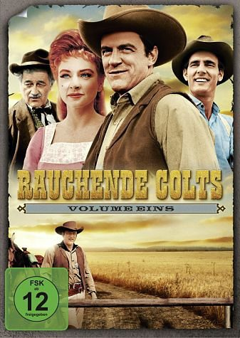DVD »Rauchende Colts - Volume Eins (7 Discs)«