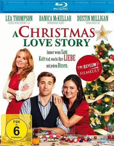 Blu-ray »A Christmas Love Story«