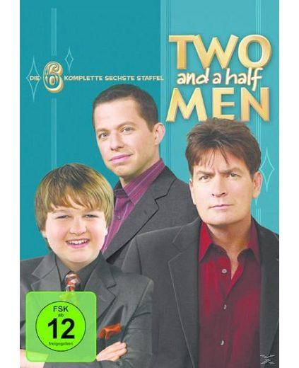 DVD »Two and a Half Men: Mein cooler Onkel Charlie...«