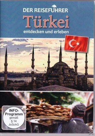 DVD »Der Reiseführer - Türkei entdecken und erleben«