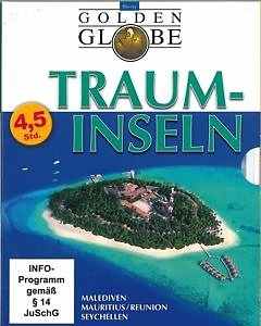 Blu-ray »Golden Globe - Trauminseln«