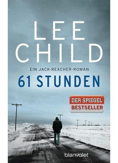 Broschiertes Buch »61 Stunden / Jack Reacher Bd.14«