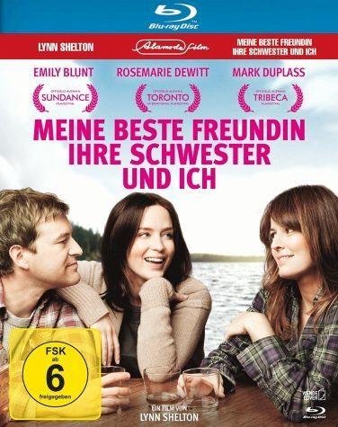 Blu-ray »Meine beste Freundin, ihre Schwester und ich«