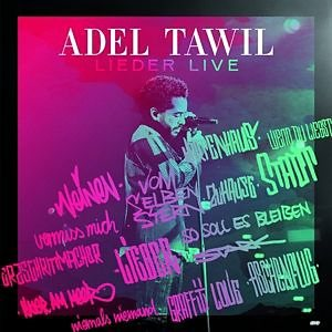 Audio CD »Adel Tawil: Lieder-Live«