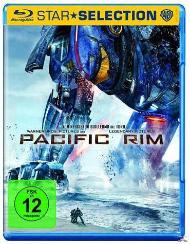 Blu-ray »Pacific Rim«