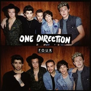 Audio CD »One Direction: Four«